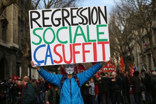 Il y va de la crédibilité de la méthode gouvernementale dans contradiction regression
